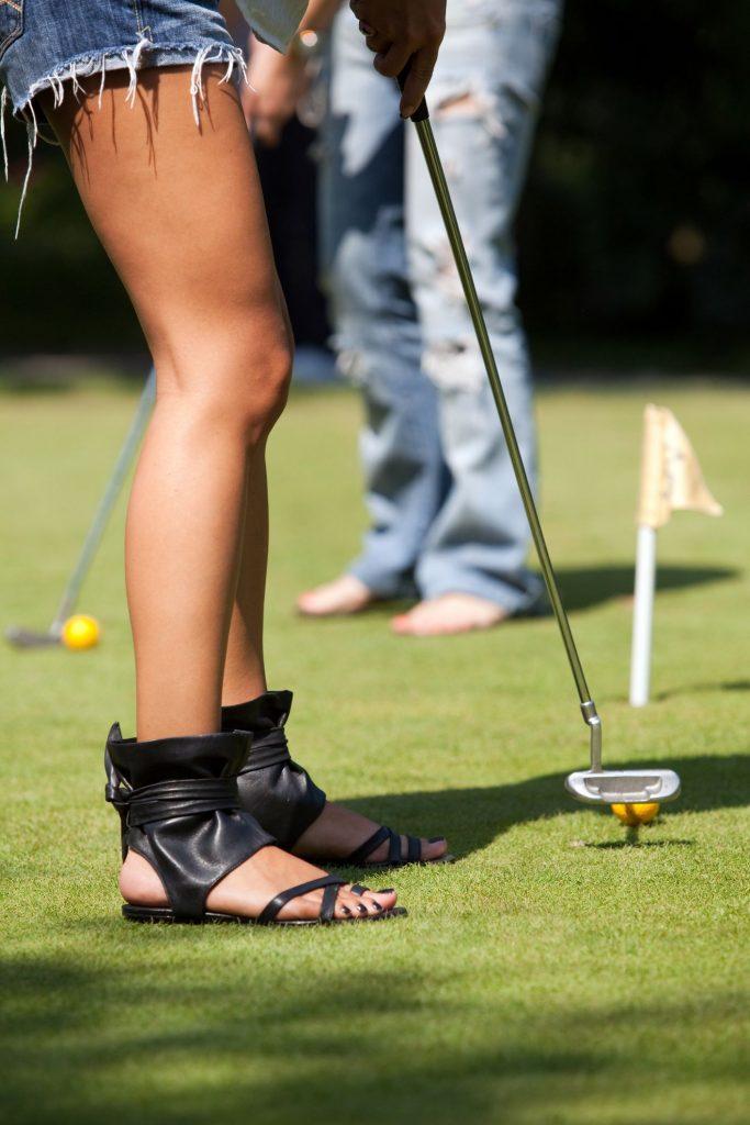 golf dress codes for women