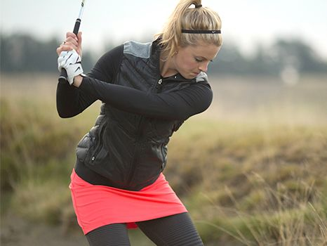 Why When And How To Wear Golf Leggings Gottagogolf