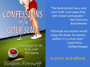 Image of Confessions of a Golf Slut book cover